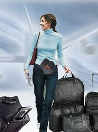 lado femenino de viajar